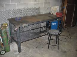 diy portable welding table welding table plans if you canu0027t have a welding table of 6 inch