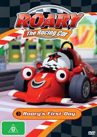 roary racing car roary u0027s dvd stock buy