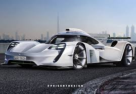porsche 919 hybrid this is what a street legal porsche 919 hybrid hypercar might look