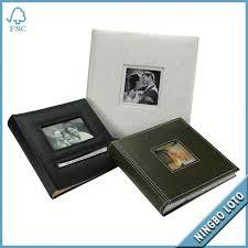 Leather Picture Album Leather Photo Album Leather Photo Album Suppliers And
