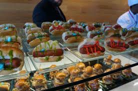lexus texas rangers tickets 6 brand new crazy food at globe life park in arlington