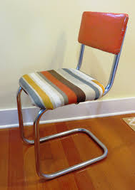 Midcentury Modern Chairs Mid Century Modern Chair Revamp My Sweet Cottage