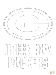 green bay packers printable coloring pages nfc north