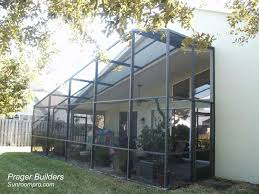 Glass For Sunroom Windermere Florida Sunroom Enclosure With Glass Windows Prager
