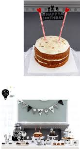 Dessert Flags Creative Party Supplies Dessert Station Cake Inserted Card Bakery