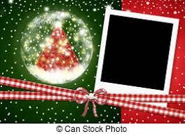 drawings of christmas border photo frame image and illustration