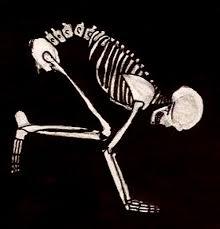 Images Of Halloween Skeletons by Boo Asana Five Pillars Yoga