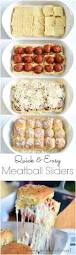 Appetizer Ideas For Halloween Party Easy Meatball Sliders Recipe Cheesy Meatballs Meatball