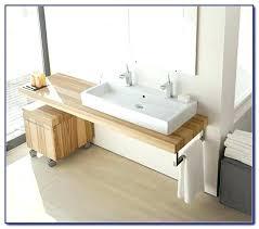 bathroom sink ikea double faucet trough sink ikea braviken bathroom vanity home ideas