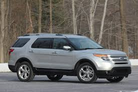 2011 Ford Edge Limited Reviews 2011 Ford Explorer News And Information Autoblog