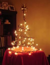 D Christmas Tree Cake - 8 awesome alternative christmas trees homes and hues