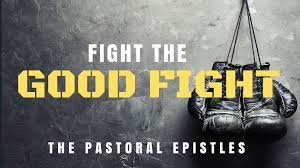 Good Fight New Life Baptist Church College Station
