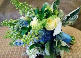 Blue Wedding Flowers Wedding Bouquets Dream Bouquet