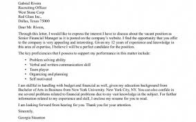 example job application cover letter image collections letter