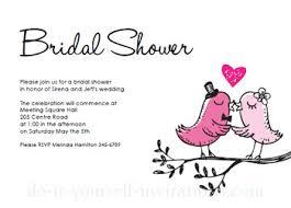 printable bridal shower invitations wedding shower invitations gangcraft net