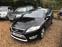 used ford mondeo titanium x sport 2009 cars for sale motors co uk