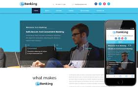 free bootstrap templates for government finance in a banking category bootstrap responsive web template