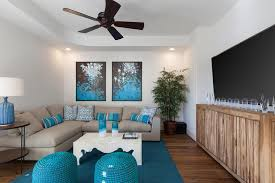 Grey And Blue Living Room Ideas Gray And Turquoise Blue Living Rooms Transitional Living Room