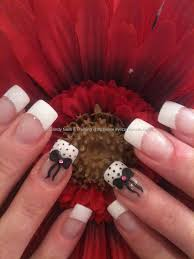 25 extraordinary nail art with 3d bows u2013 slybury com