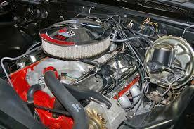1967 camaro engine camaro rs ss 396 engine view