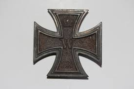 german iron cross 1870 1st class silver antiq24 com