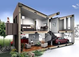 technology house digital house by bell travers willson inhabitat green design