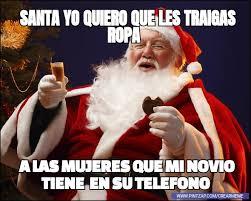 Memes De Santa Claus - hacer meme de santa claus feliz navidad