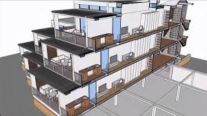 how is sketchup favorable for creating 3d models for architects
