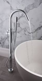12 best floor standing bath taps images on pinterest bathroom tap and designer handheld shower head would look beautiful next to a giant freestanding deep bath tub in my bedroom in front of my woodburner stove at the
