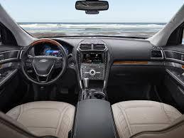 Ford Flex Interior Pictures 2016 Ford Flex Vs Ford Explorer Carsforsale Com Blog