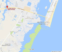 Ocean City Md Map 9 Year Old From Howell Killed In Maryland Boating Accident Police