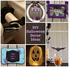 How To Make Halloween Wreaths by East Coast Mommy 7 Fantastic Diy Halloween Decor Ideas