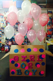 balloons in a box party balloon decor s amazingly up up away baby