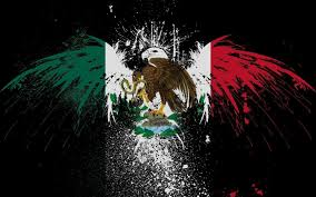 Mecican Flag Cool Mexican Backgrounds Wallpaper Cave