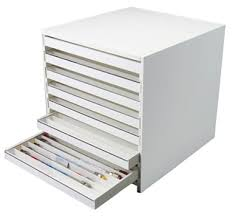 White Storage Cabinet White Pvc Mega 108 Column Hplc Storage Cabinet With Acrylic Doors