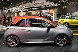 opel adam 2015 2015 vauxhall adam s best new cars