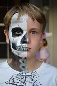 118 best face painting scary images on pinterest costumes fx