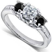 Black Diamond Wedding Rings by All About Black Diamond Engagement Rings Black Diamond Ring