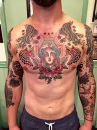 traditional chest by aaron hodges spider murphy s