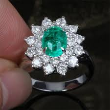 flower emerald rings images Emerald rings tagged quot oval quot lord of gem rings JPG