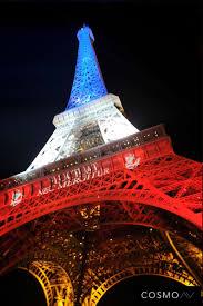 French Flag Eiffel Tower Eiffel Tower November 2015 Cosmo Av