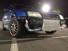 volkswagen jetta race car turbo jetta gli vs built chevy camaro race 1 youtube
