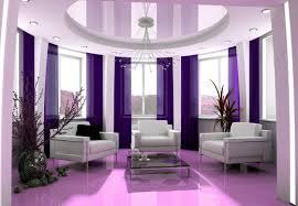 Purple And Grey Sofa Set White Elegant Windows Purple Living Room With Modern Sectional