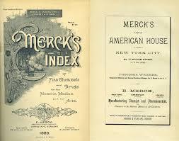 Index by Merck Index Wikipedia