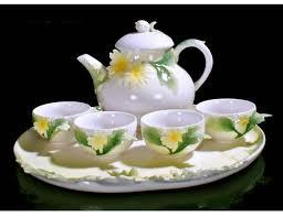 tea cup set wholesale porcelain enamel coffee cup tea cup set wedding party