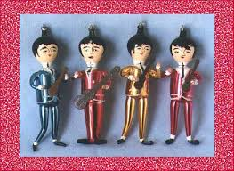 vintage christmas ornaments the beatles vintage christmas ornaments the worley gig