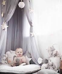 Circle Crib With Canopy by Cute Children U0027s Bed Tent Wigwam Canopies In A Cot Baby Bed Curtain