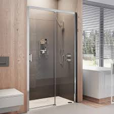 Door Shower Frameless Sliding Tub Doors Glass Shower Menards Bypass