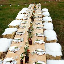 rustic table setting ideas rustic table settings best rustic wedding table settings images