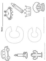 of the week letter c beginning letter sound worksheets u0026 activities